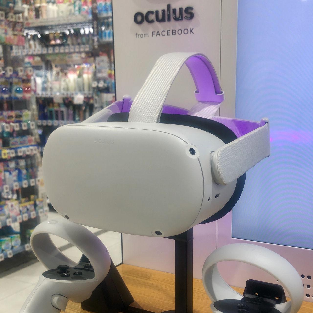 Spel till Oculus försvinner om man raderar sitt Facebook-konto