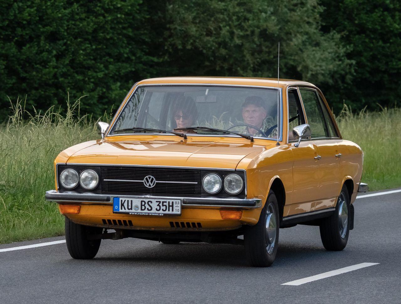 Tut i luren! Volkswagen K70 fyller 50 år!
