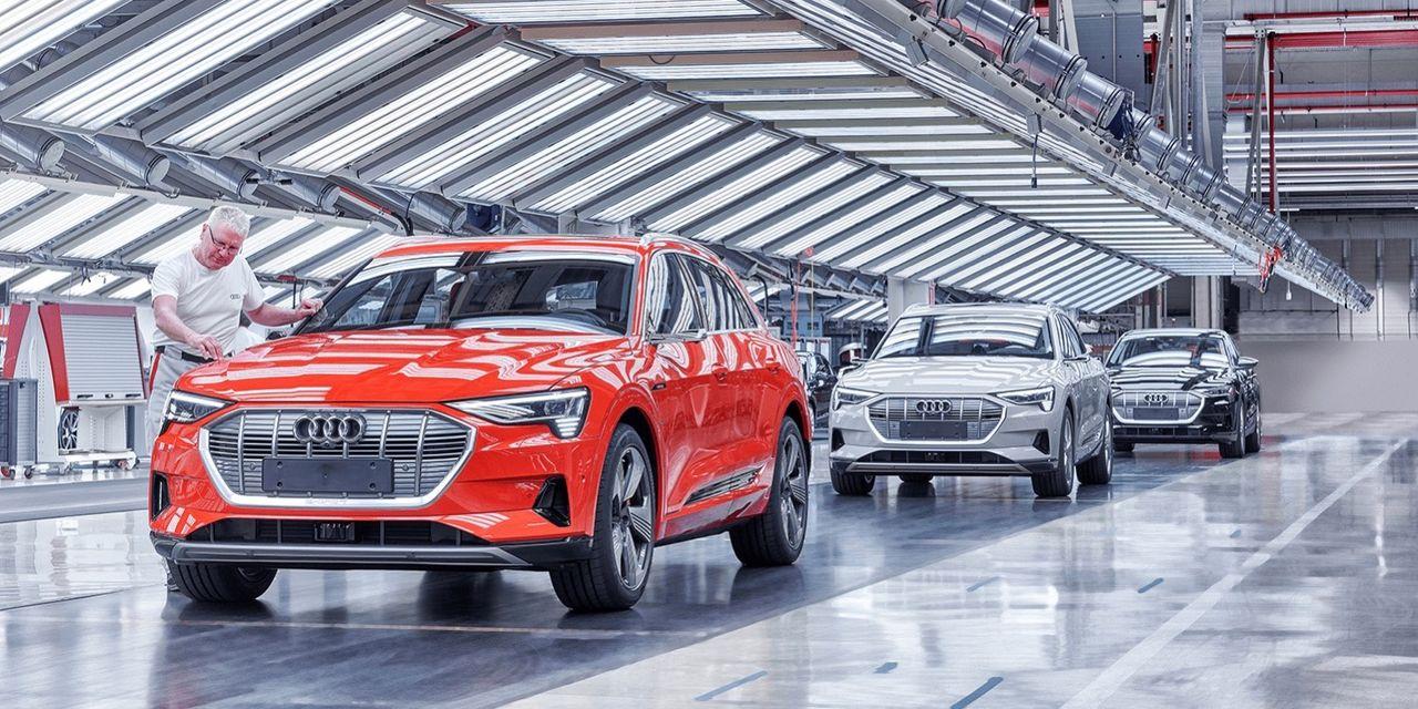 Tillverkningskostnaden för elbil samma som för vanlig bil 2024