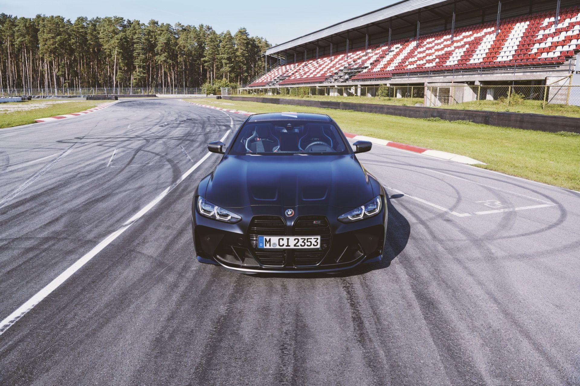 Nya BMW M4 Competition redan som specialversion
