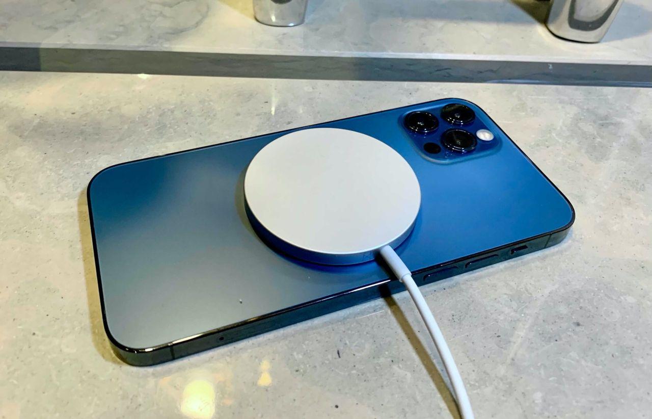 MagSafe-laddare fungerar bäst med Apples 20W-adapter