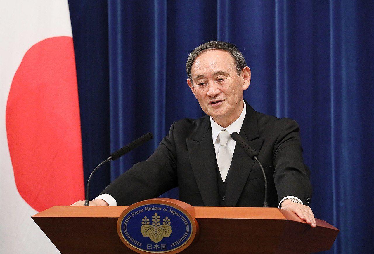 Japan siktar på att bli koldioxid-neutralt till 2050