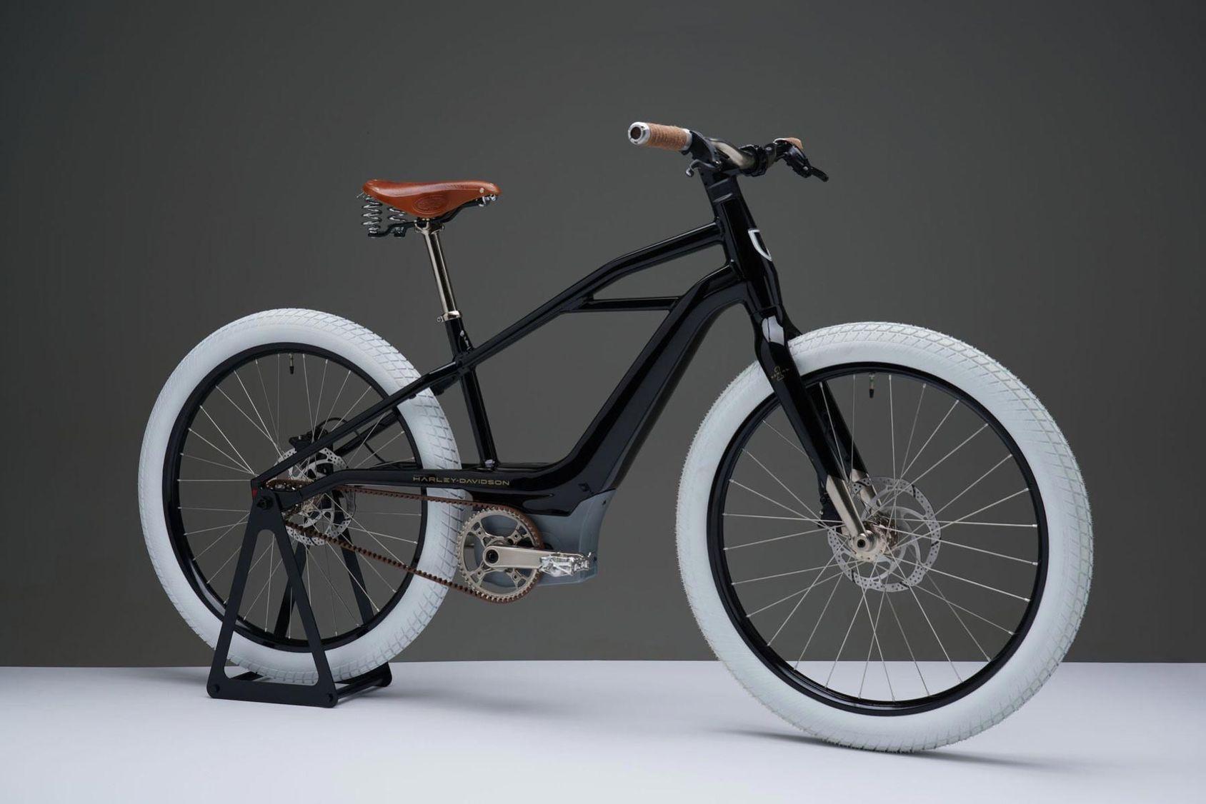 Harley-Davidson lanserar elcykel-märke
