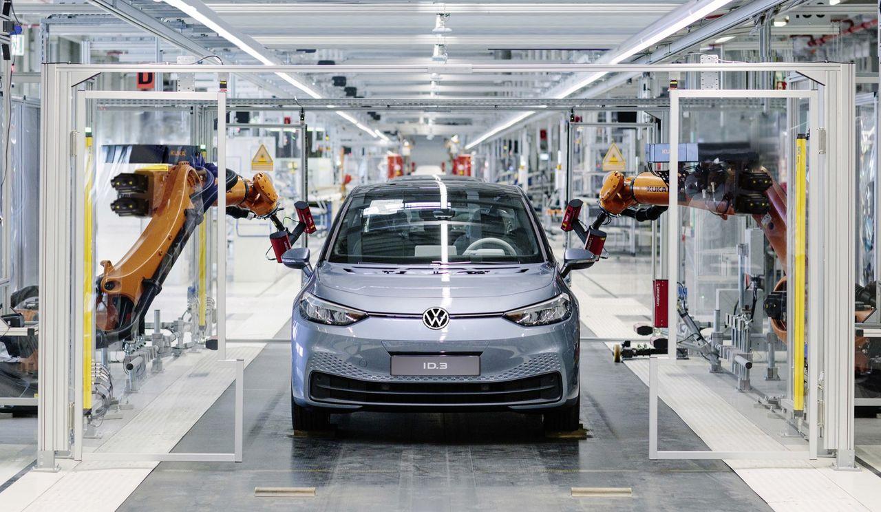Volkswagen har levererat 14.000 stycken ID.3 i Europa