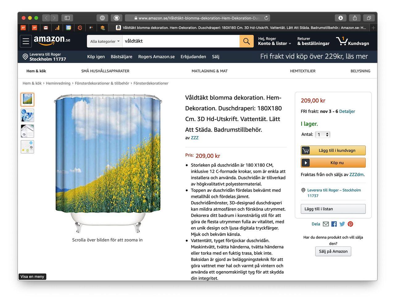 Amazons svenska översättningar är katastrofala