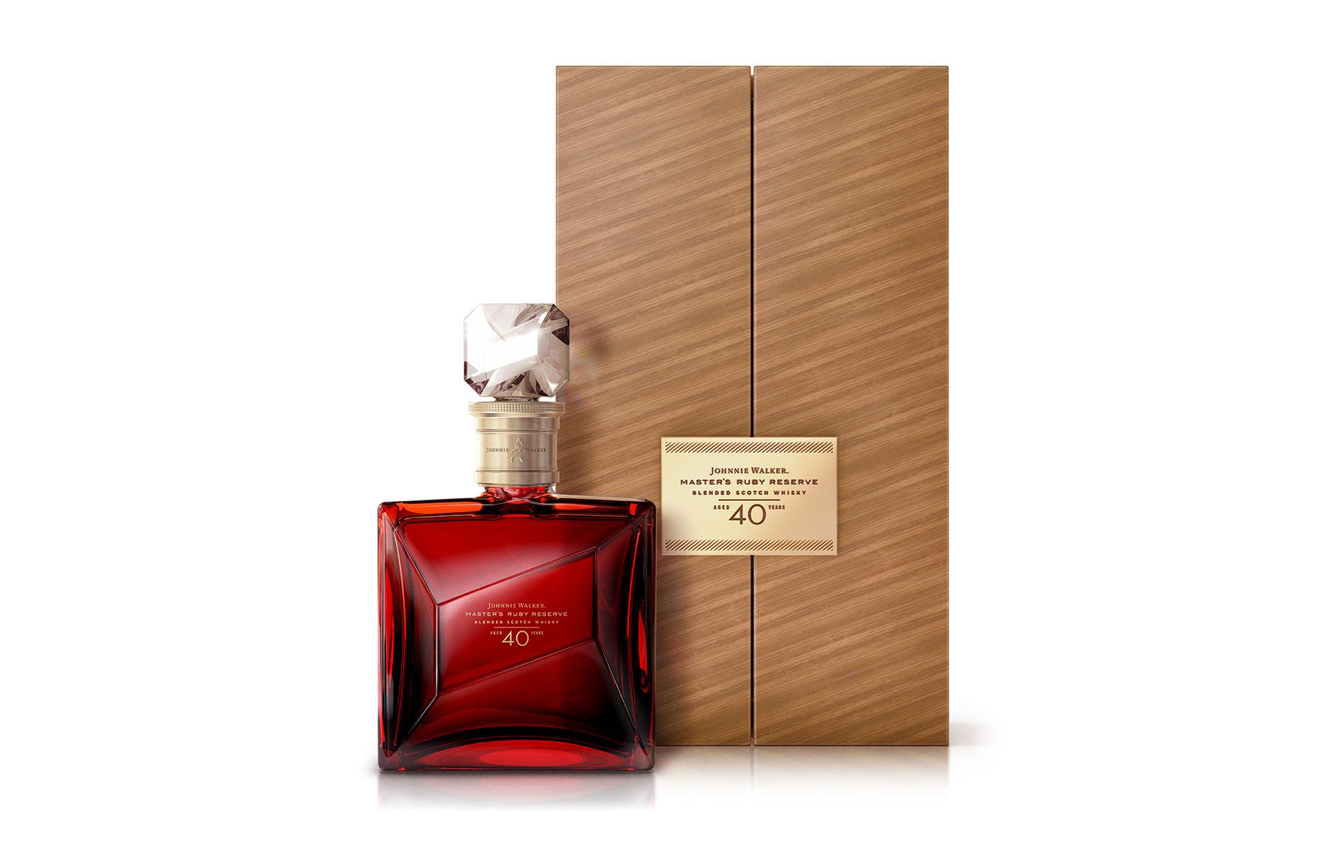 Johnnie Walker-whisky för 179.900 kronor