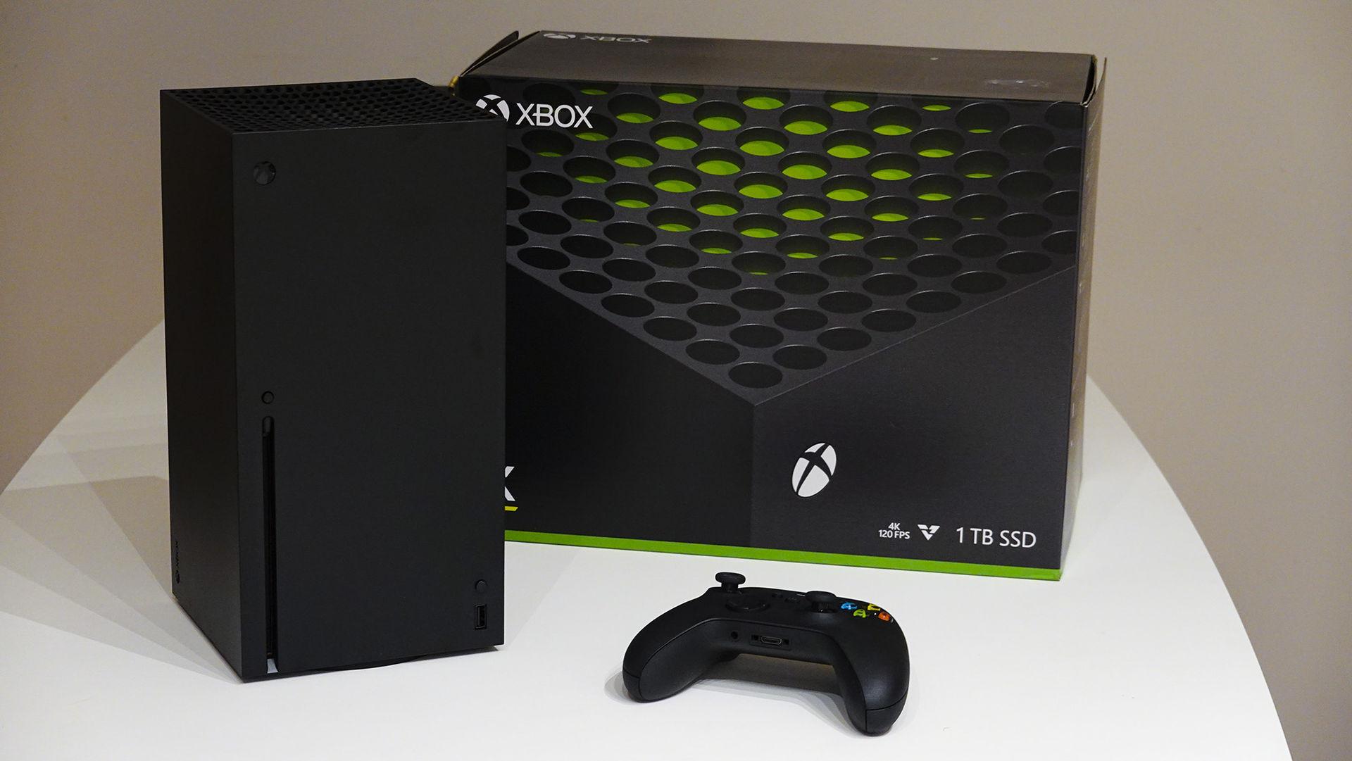 Även Xbox Series X är här!