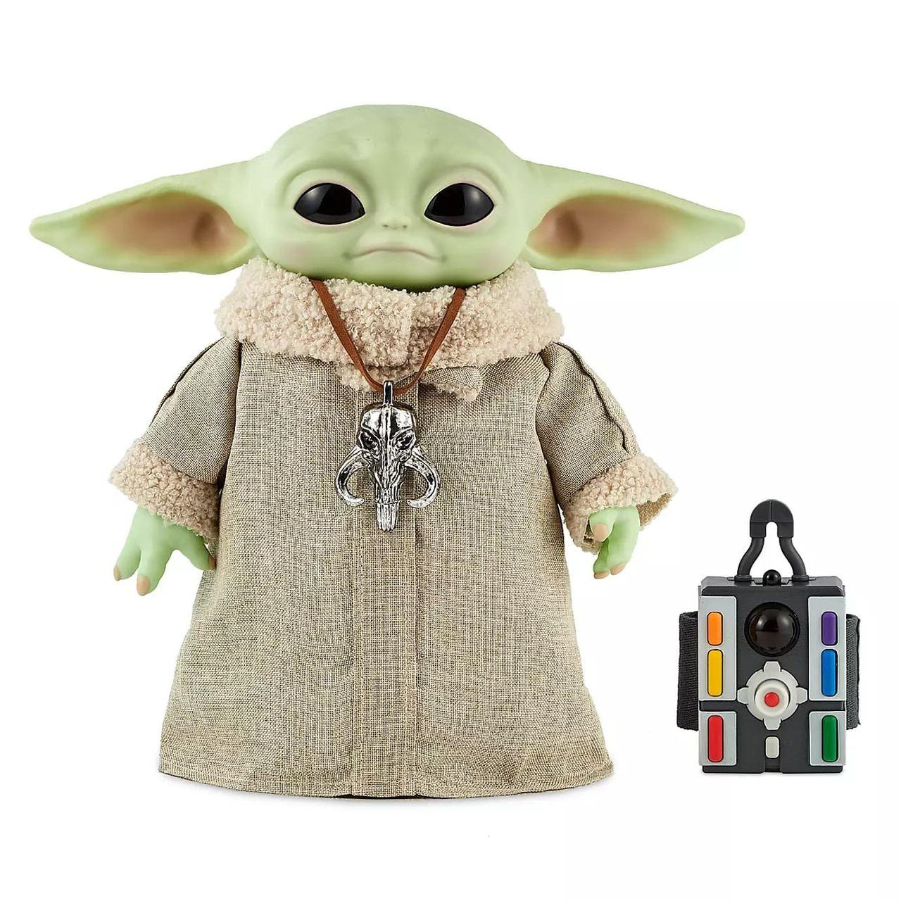 Mattel släpper radiostyrd Baby Yoda