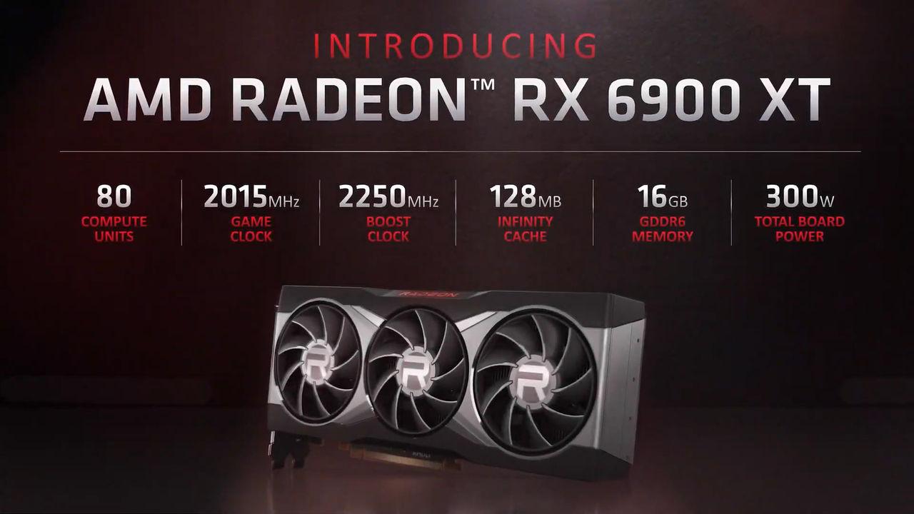 AMD presenterar RDNA 2 och RX 6000-kort