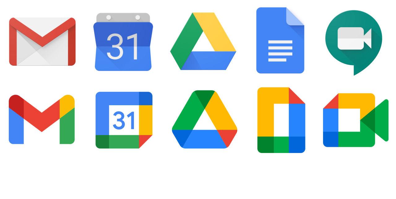 Vad tycker ni om Googles nya ikoner?