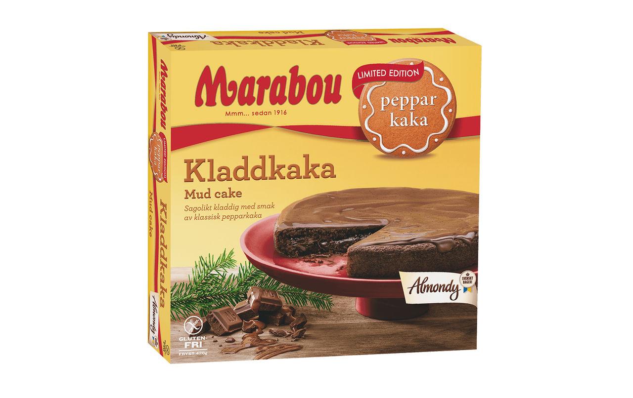 Marabou Pepparkakskladdkaka