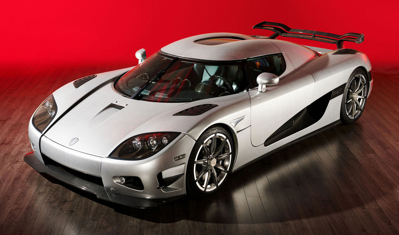 Nu kan du leasa en Koenigsegg