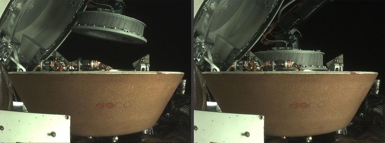 NASA har nu säkrat materialet man samlade in från asteroid