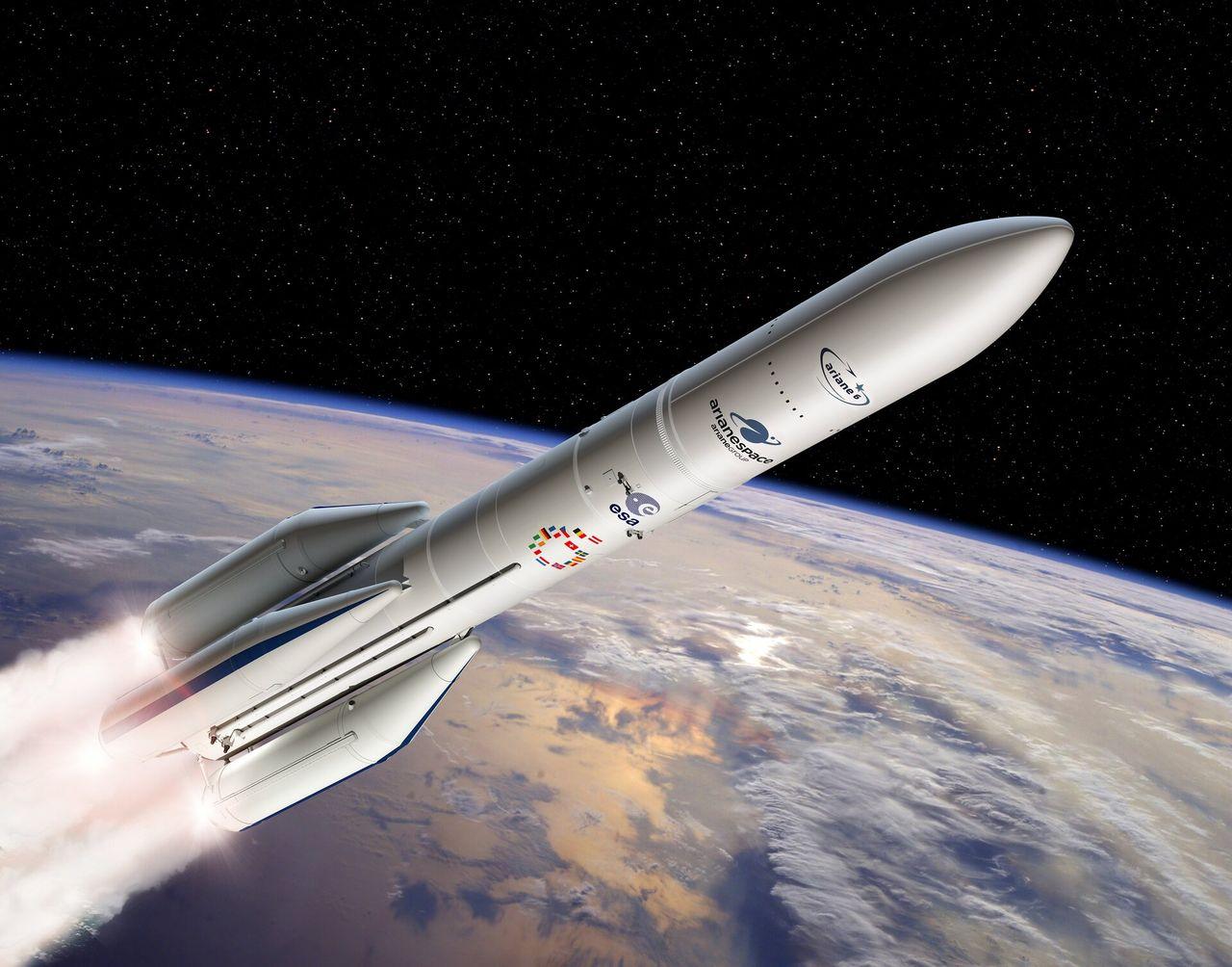 Ariane 6-raketen försenas igen