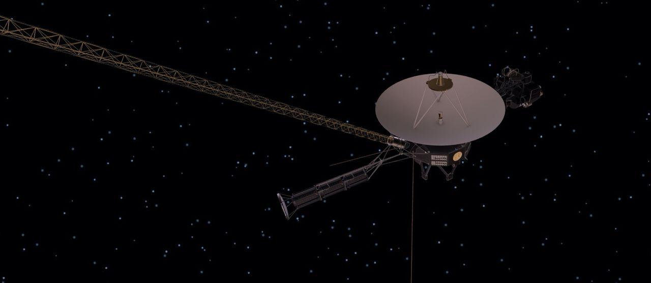 NASA har kontaktat Voyager 2 igen