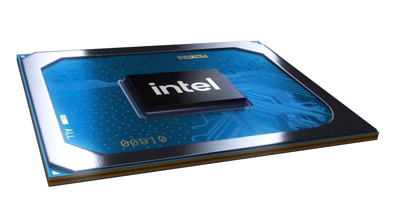 Intel presenterar Iris Xe MAX