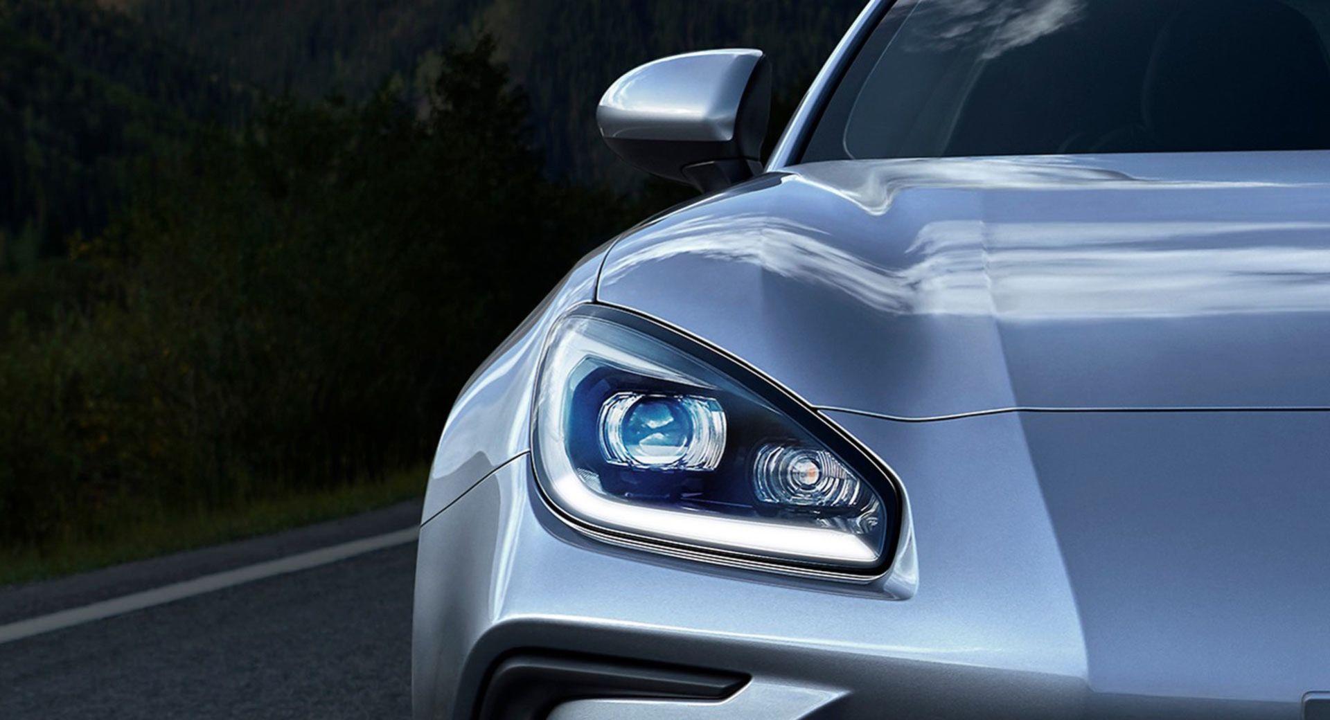 Det här är lite av nyllet på nya Subaru BRZ