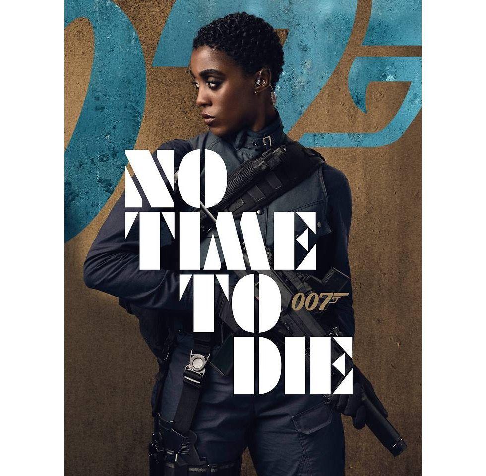 Lashana Lynch tar över James Bonds roll i nya filmen