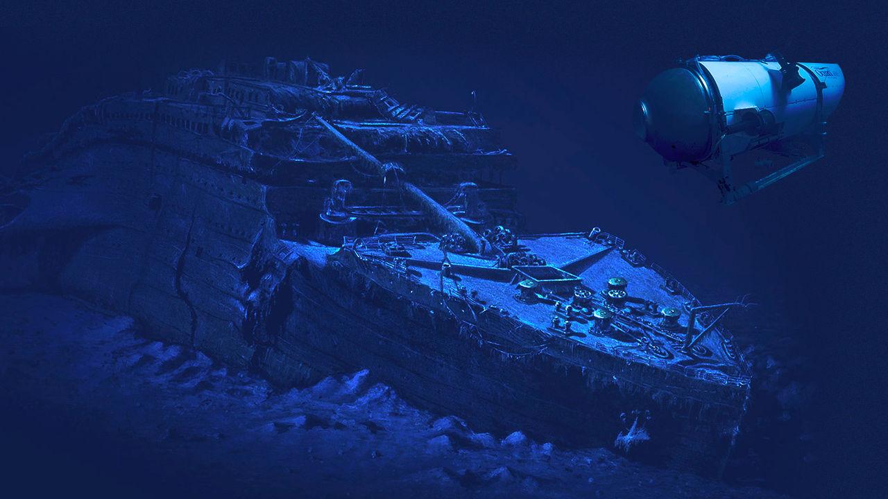 Snart kan du besöka Titanics vrak