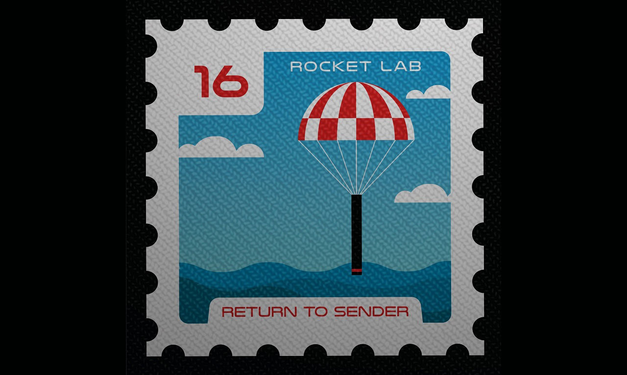 Rocket Lab ska fånga upp raketsteg vid nästa uppskjut