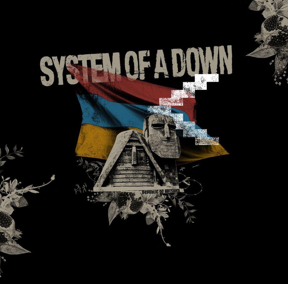 Två nya singlar från System of a Down