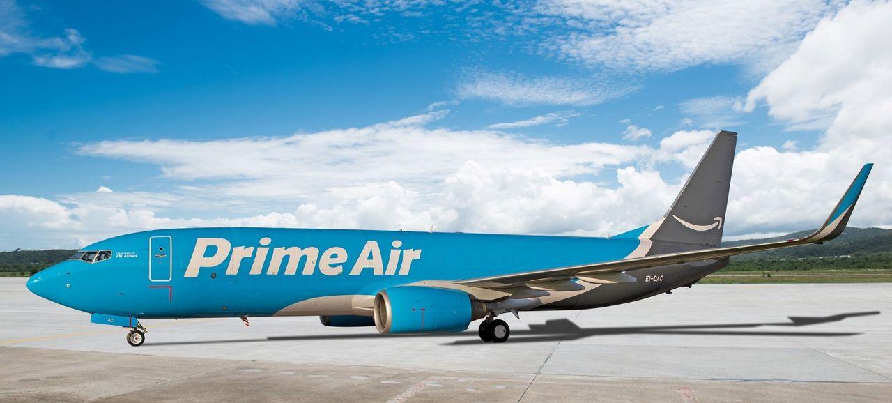 Amazon Air kommer till Europa