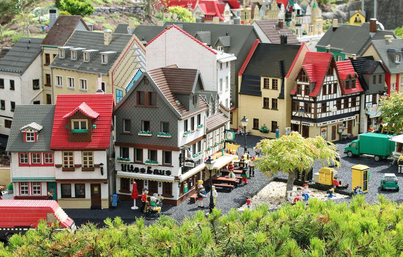 Nytt Legoland ska byggas i Shanghai