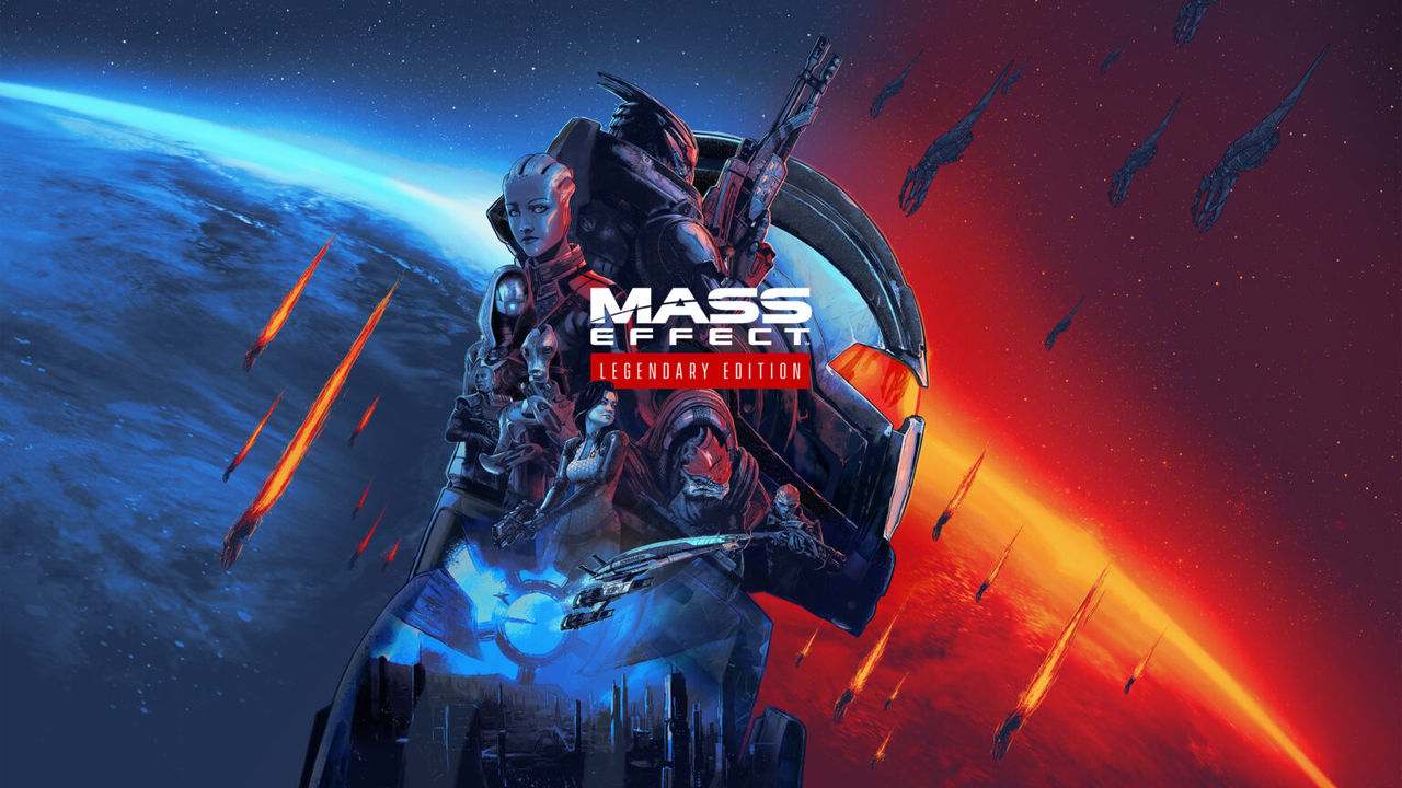 Mass Effect-samling offentliggjord