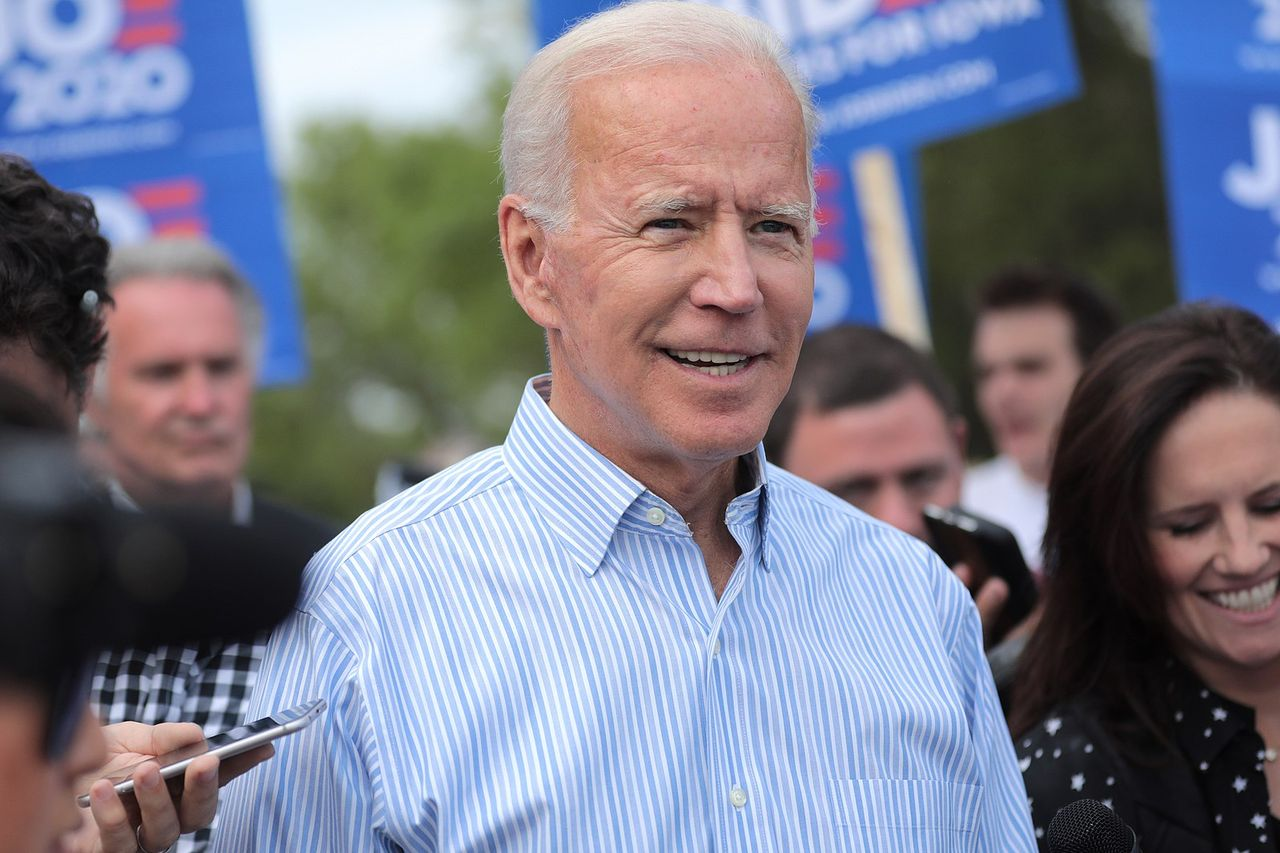 Joe Biden är USA:s nästa president