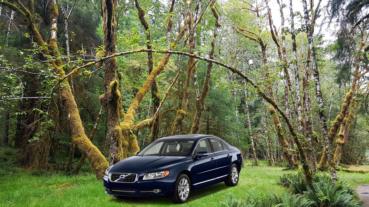 Volvo återkallar bilar på grund av airbagstrul
