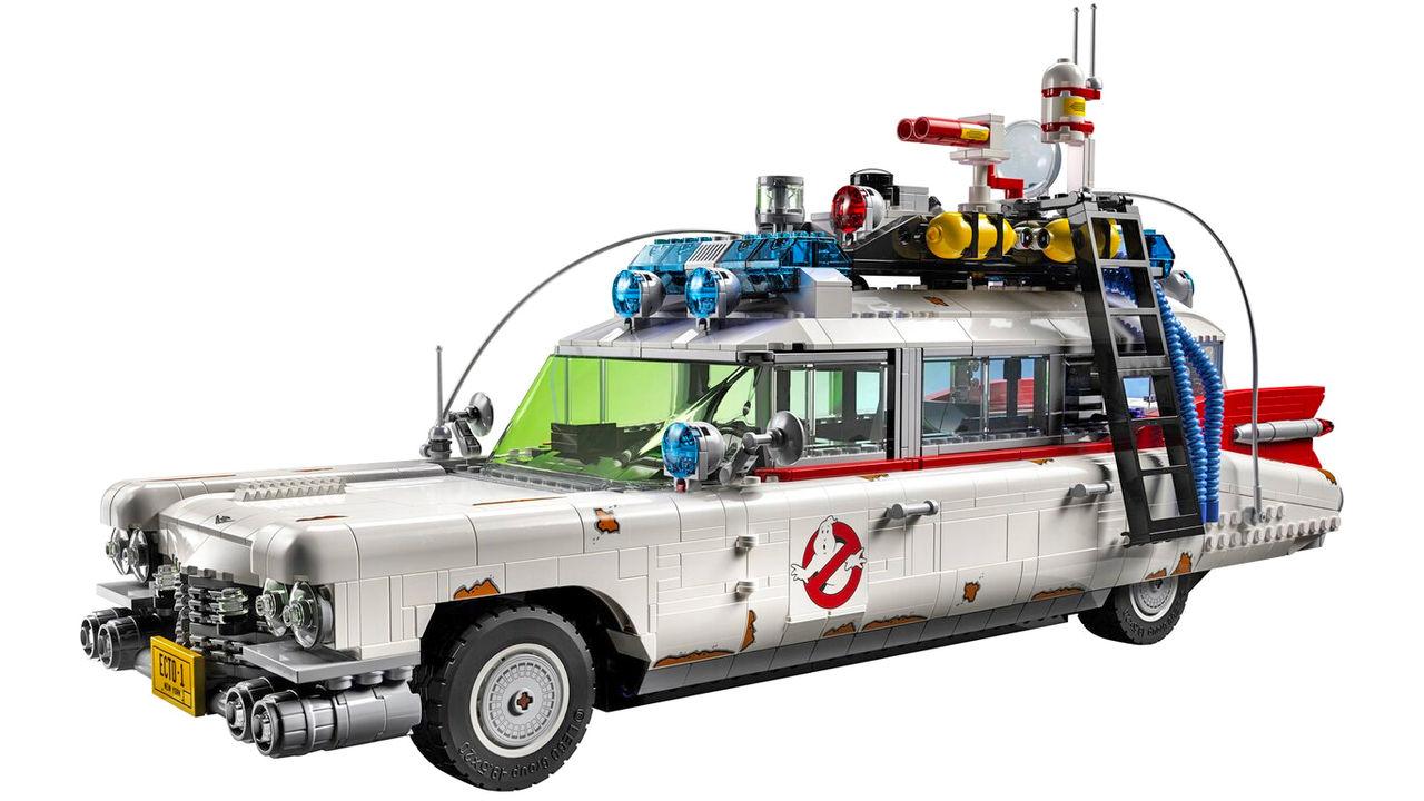 LEGO släpper stor Ecto-1