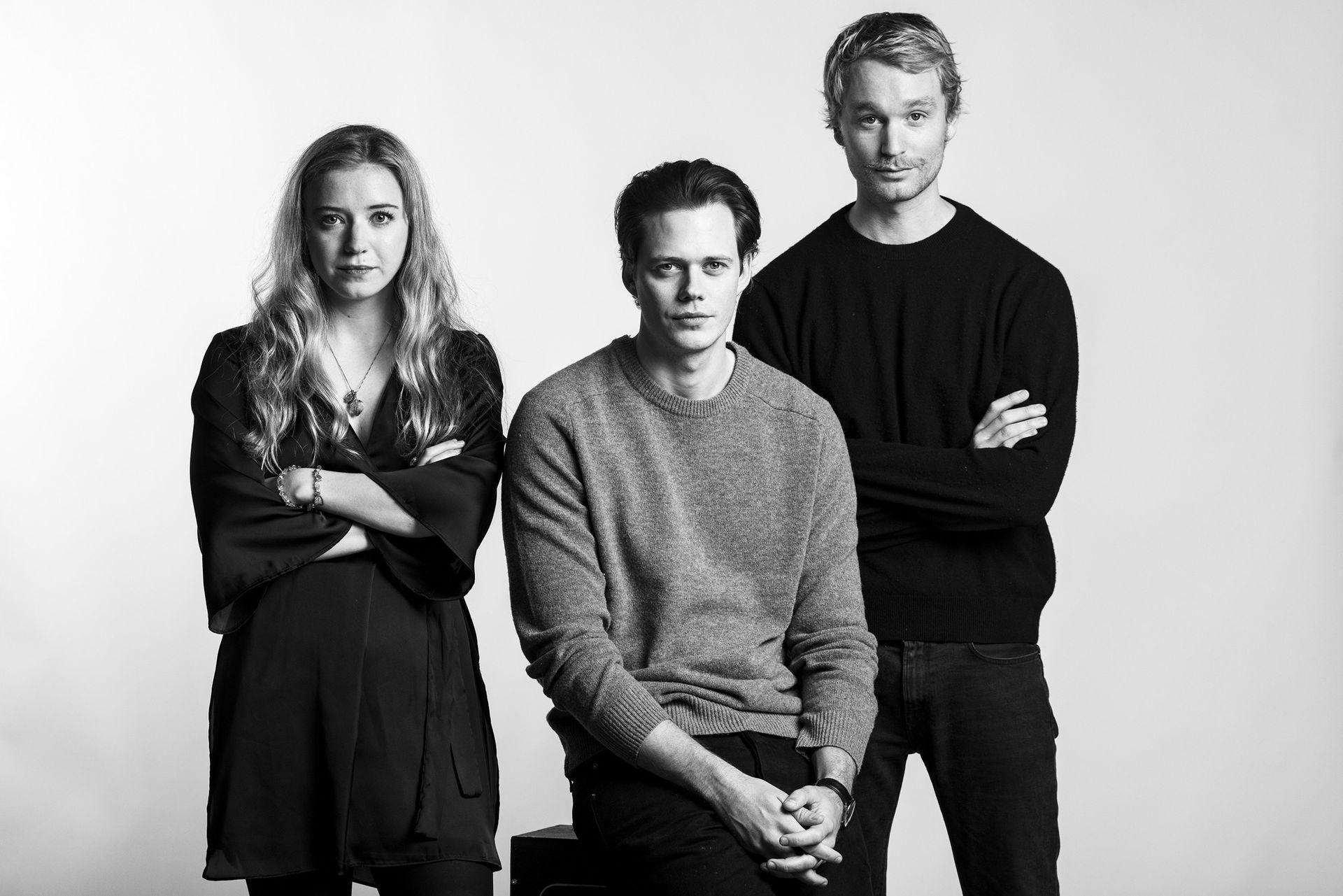 Fler skådespelare som är med i serien om Clark Olofsson