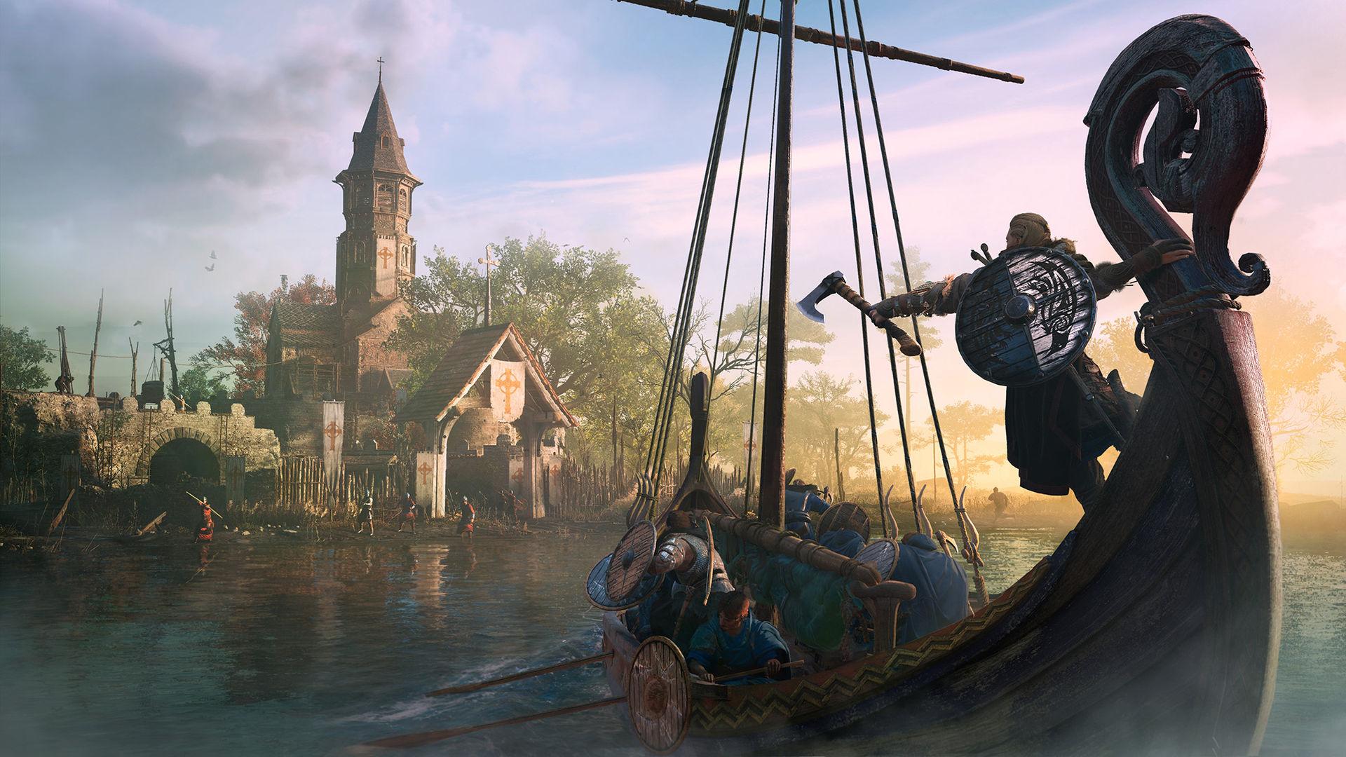 Lite tankar om Assassin's Creed Valhalla