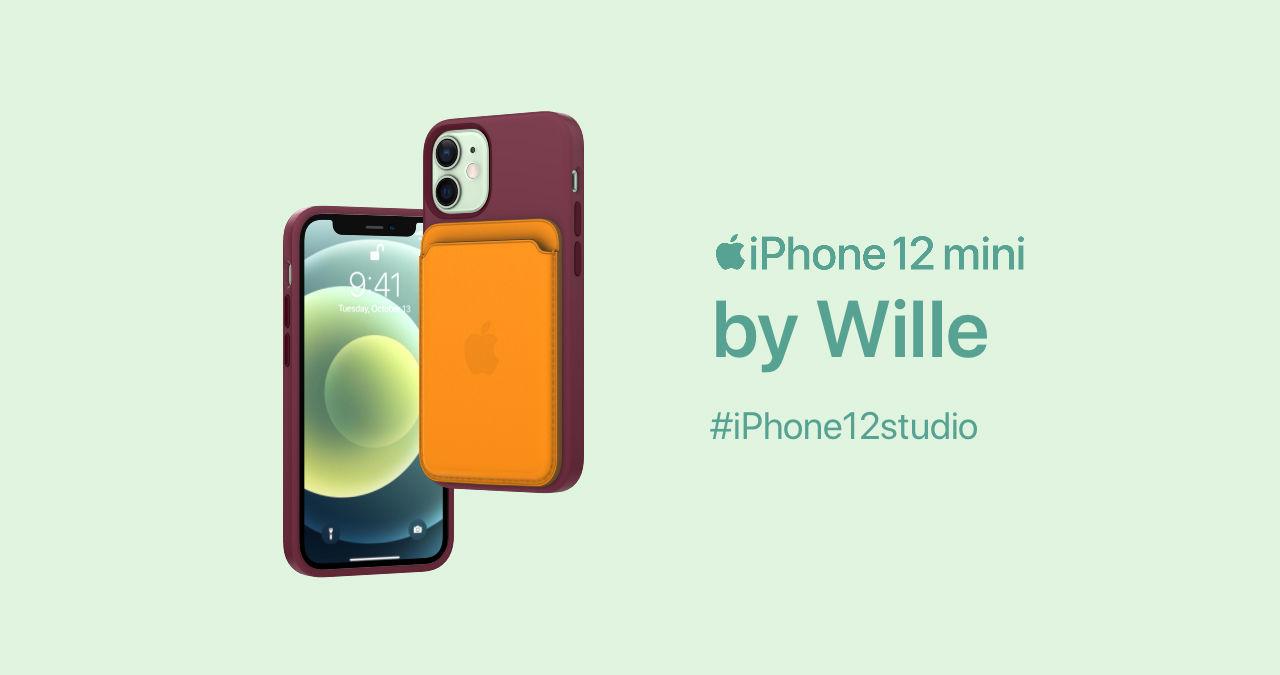 Designa din egen iPhone 12 på iPhone 12 Studio