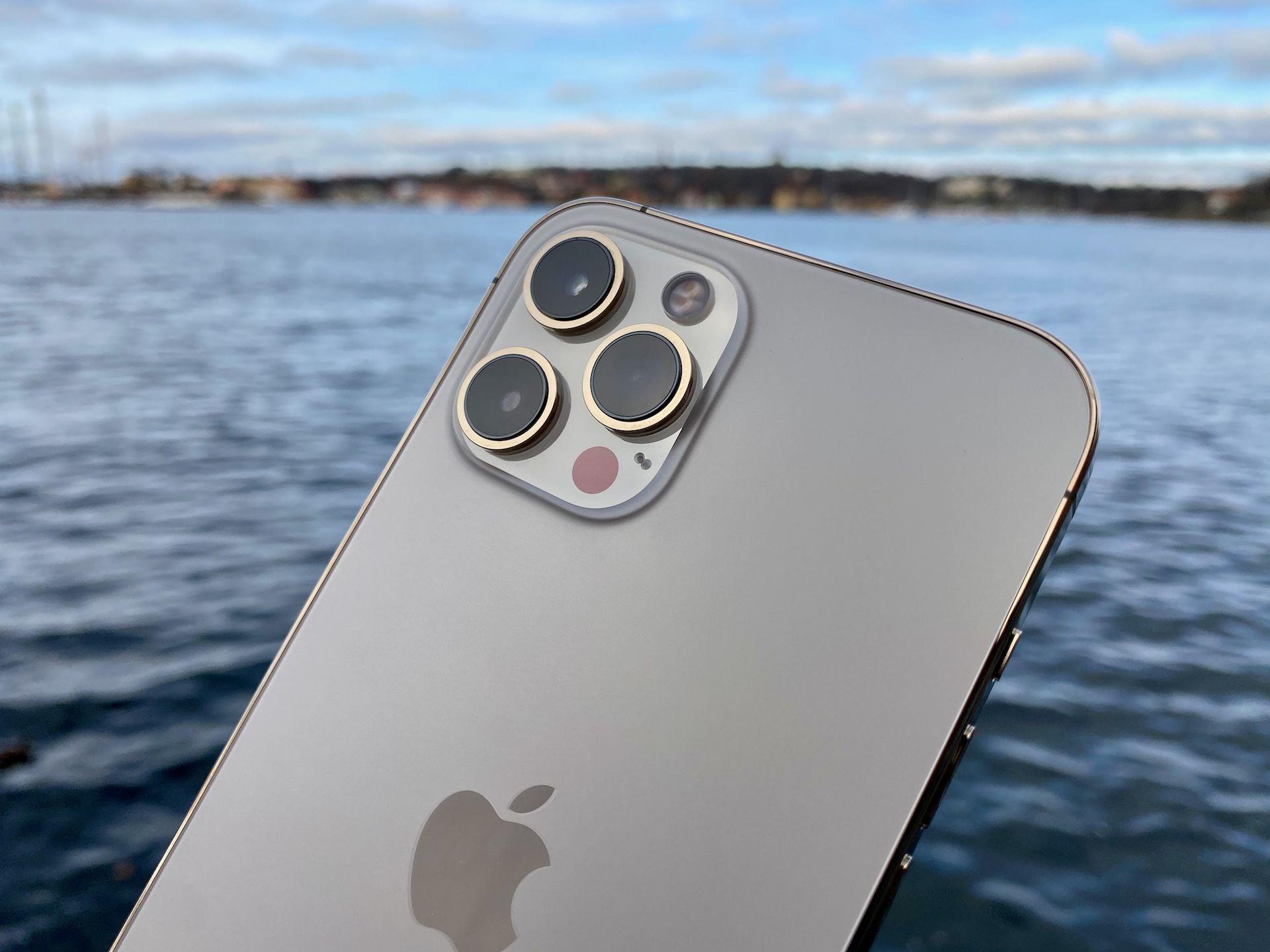 Vi har testat iPhone 12 Pro Max
