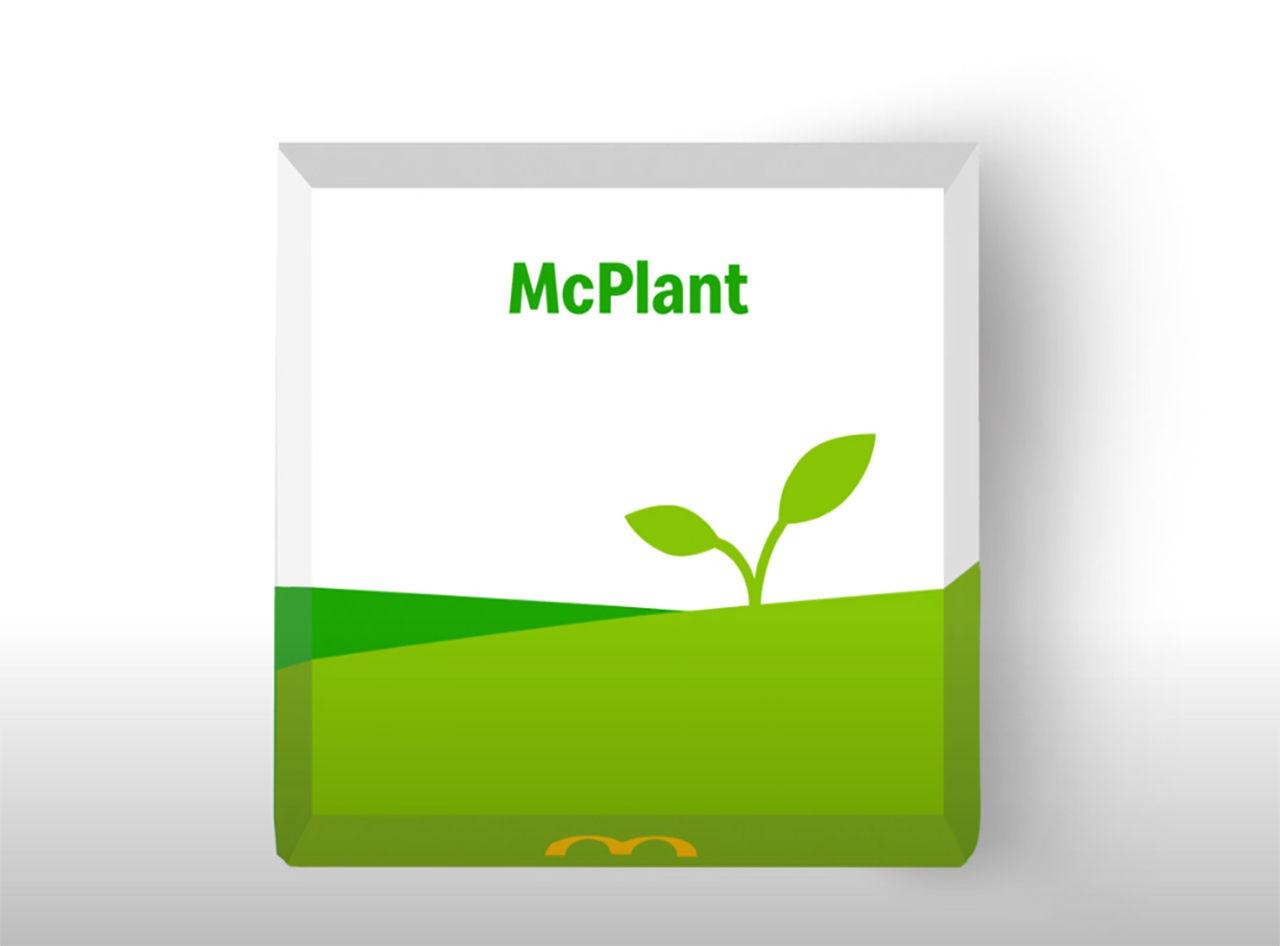 McDonalds ska lansera McPlant