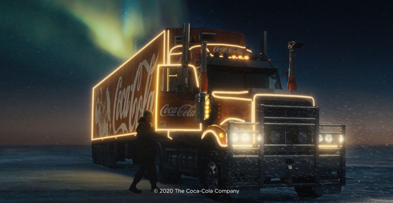 Det här är Coca-Colas julkampanj