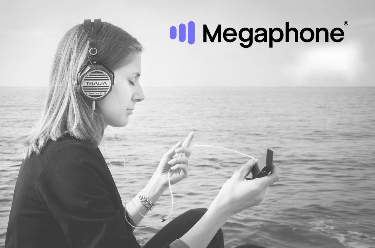 Spotify köper podcast-företaget Megaphone