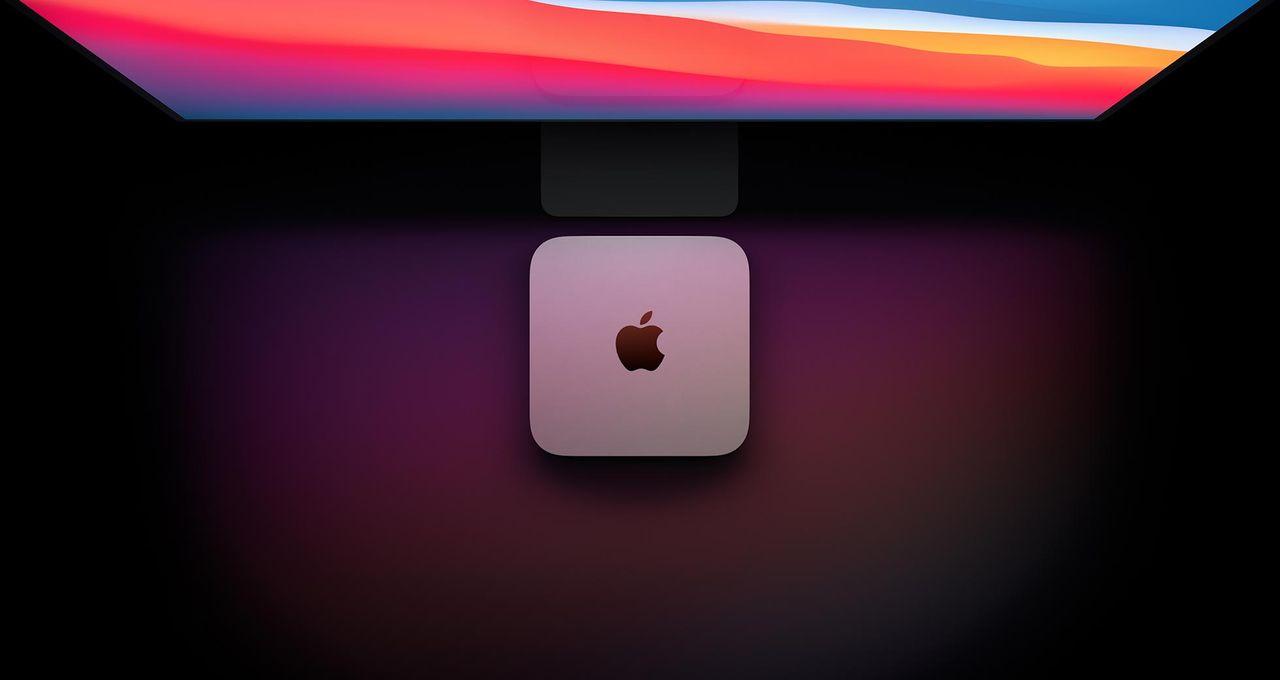 Apple presenterade Mac mini med M1