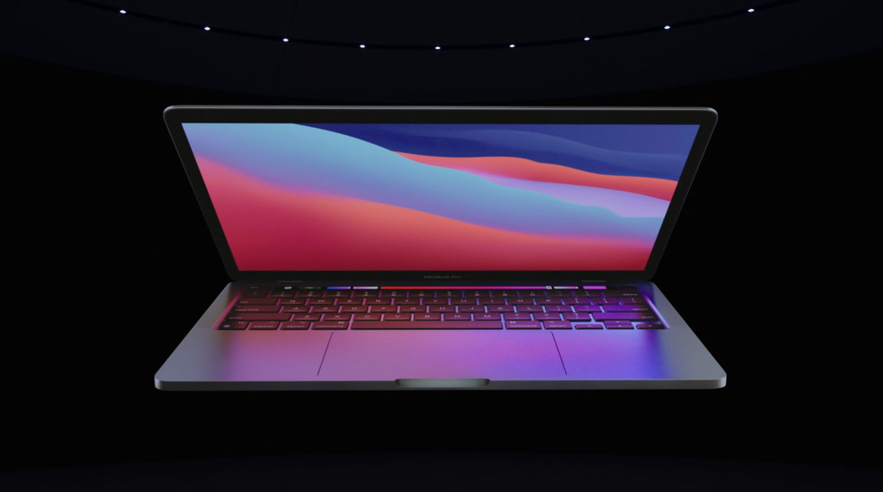 Apple presenterar MacBook Pro med M1