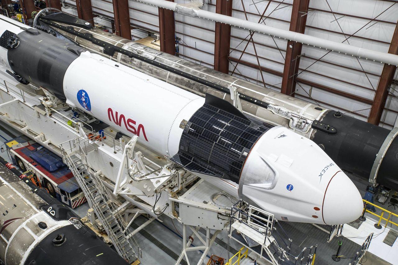 Nu är SpaceX certifierat av NASA för att flyga astronauter