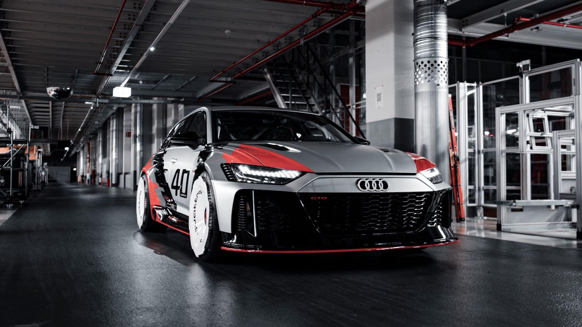 Audi RS 6 GTO är en hyllning till quattro
