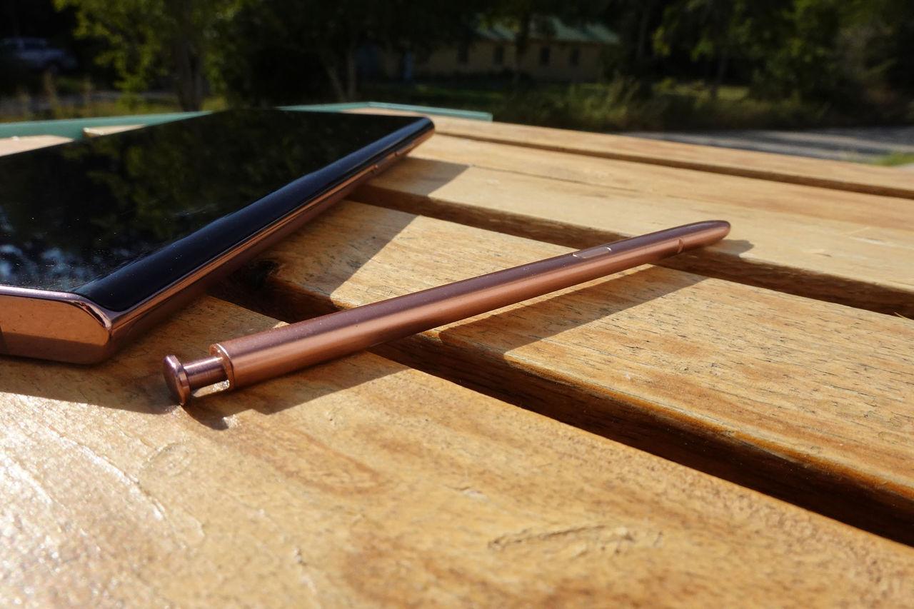 Samsung Galaxy S21 Ultra kan ha stöd för S-Pen