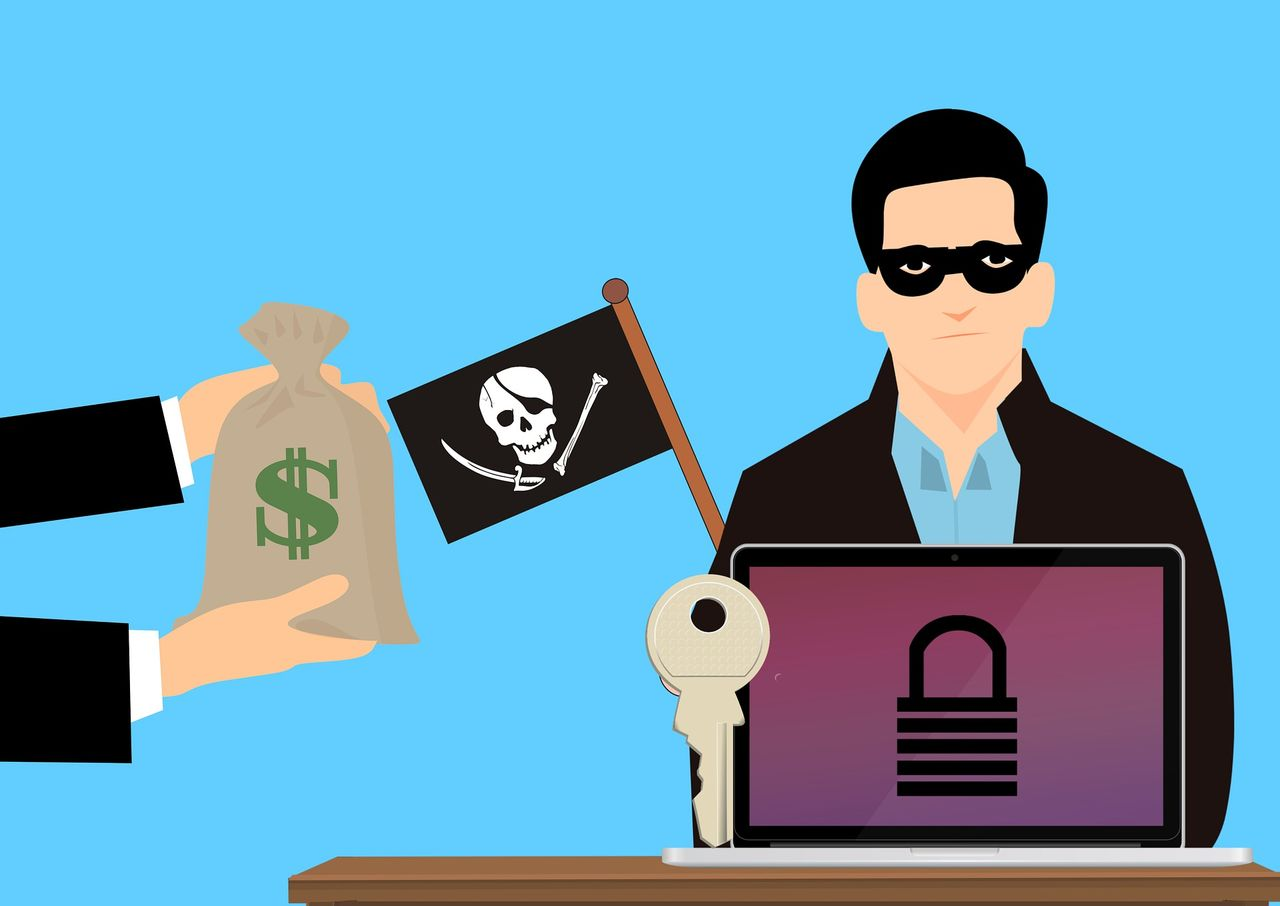 Flera svenska storföretag drabbade av ransomware
