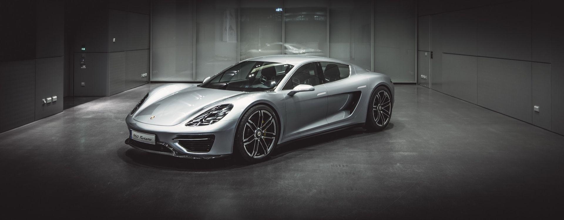 Fler fräsiga koncept från Porsche