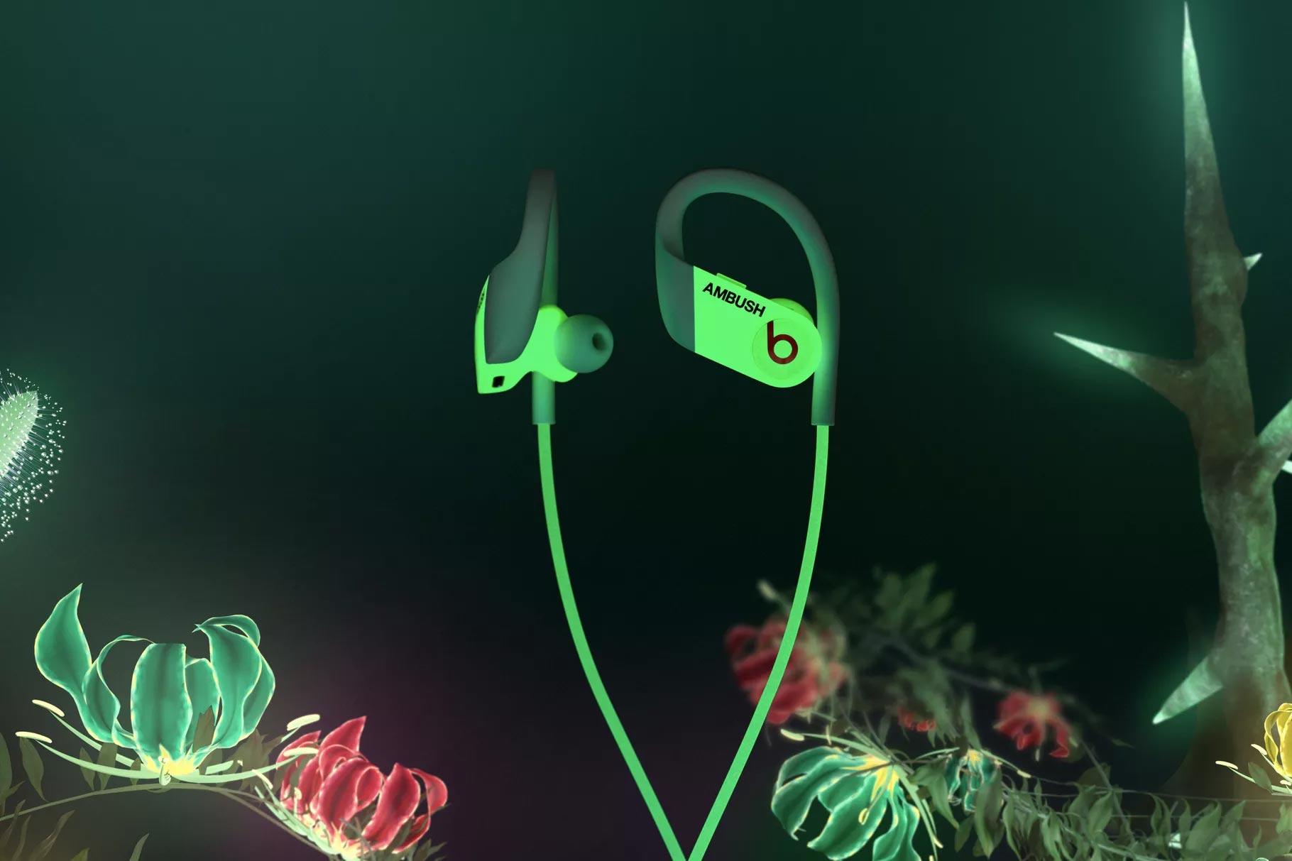 Beats släpper självlysande lurar I samarbete med Ambush