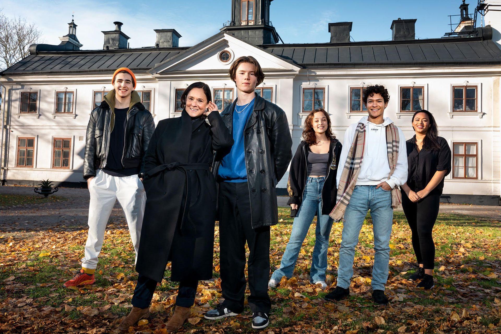 Young Royals - ny svensk dramaserie