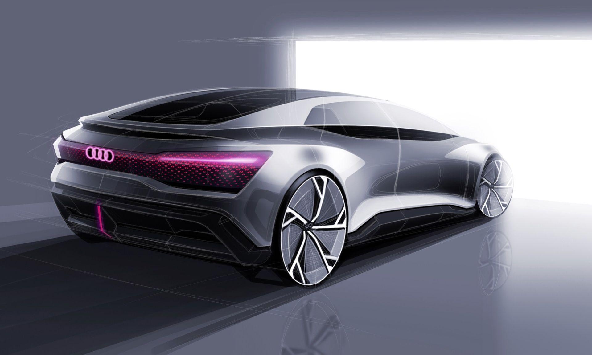 Volkswagenkoncernens eldrivna flaggskepp kommer 2024