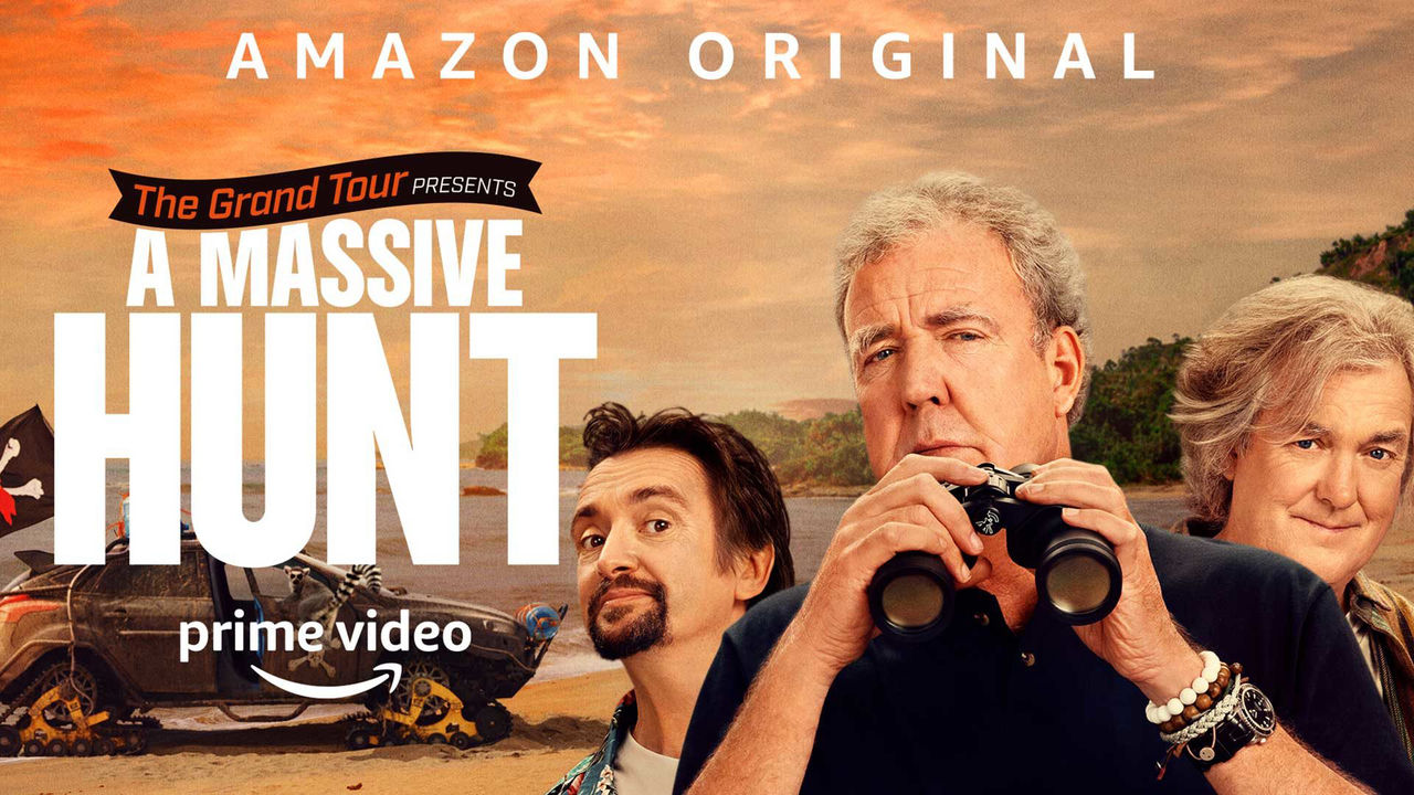 Trailer för ny omgång av The Grand Tour