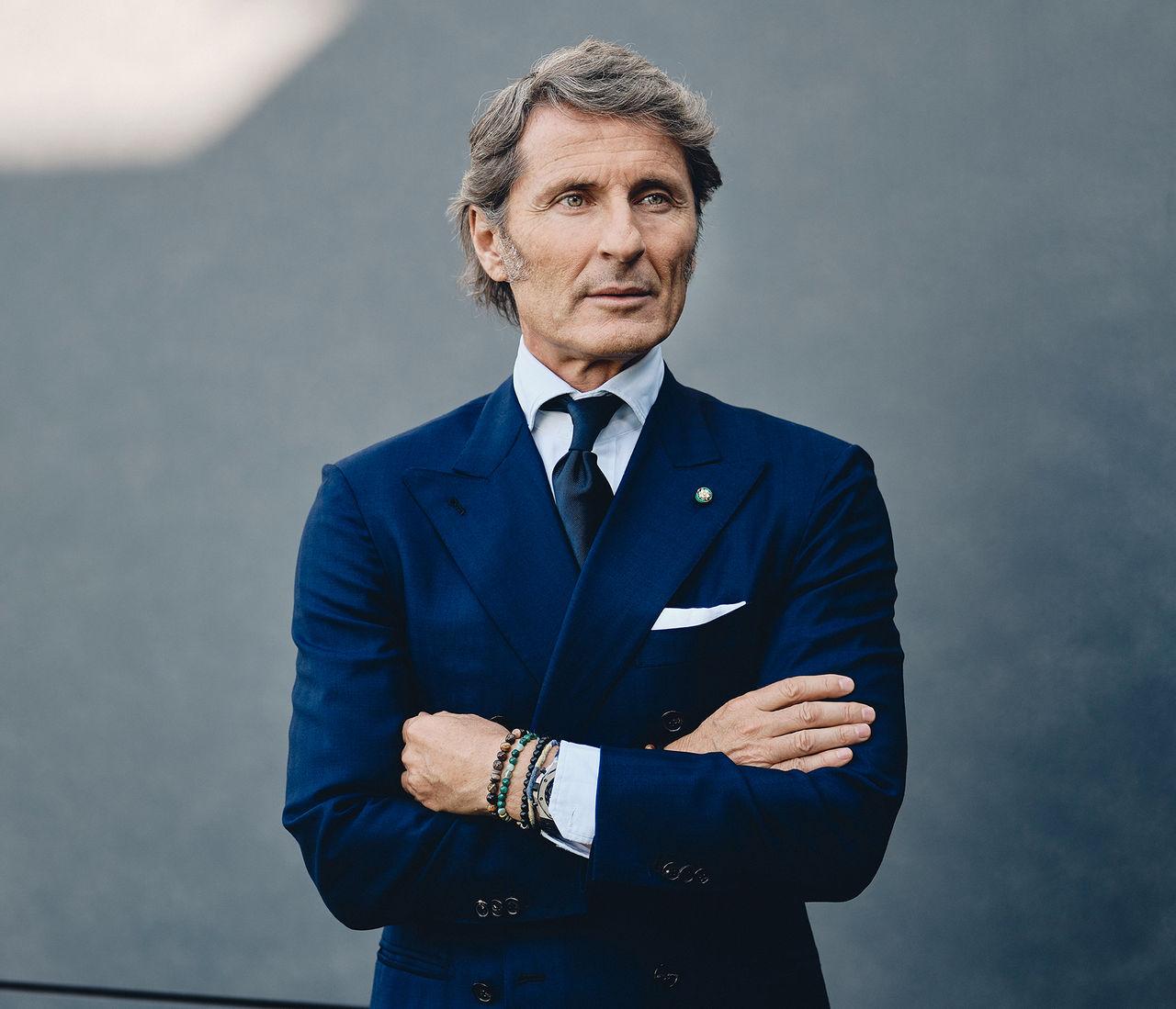 Stephan Winkelmann tar över vd-posten hos Lamborghini igen